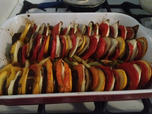 Ratatouille à la Knuckle