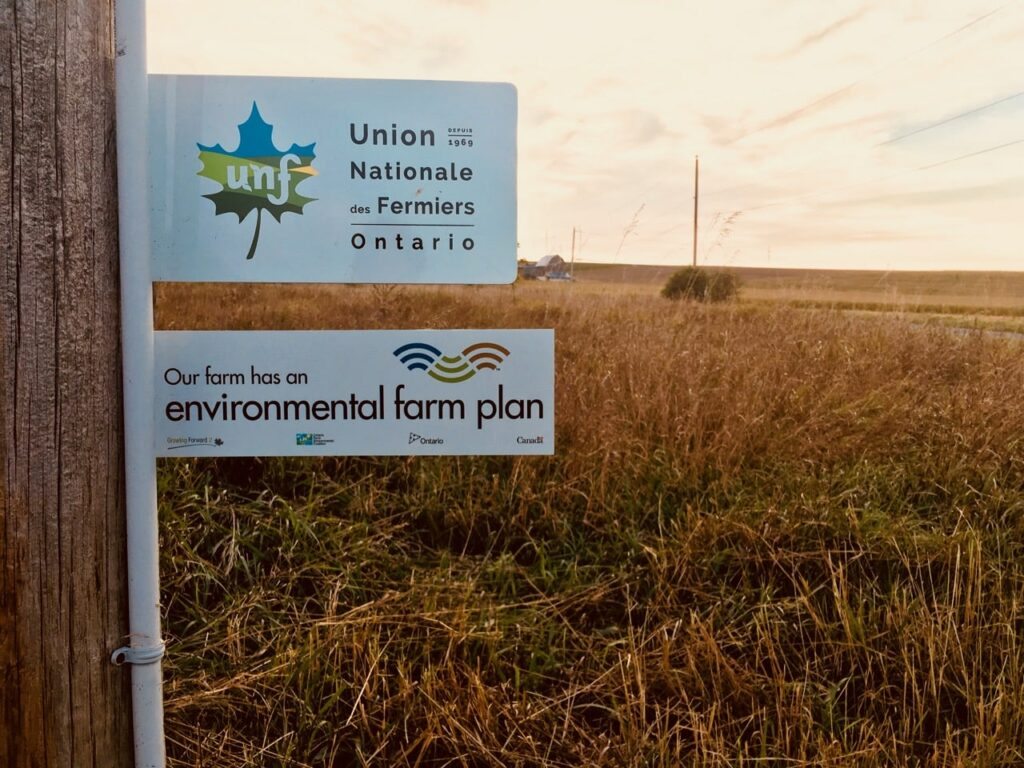 Farm Membership Signs - NFU EFP